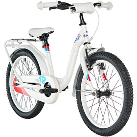 s'cool niXe 18 Steel Kids white/blue/red